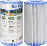 INTEX® Filterkartuschen-6er-Pack | 6 Kartuschen Typ H...