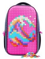Upixel Trends Double Rucksack pink | Clevere Aufteilung,...