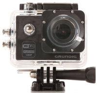 GRUNDIG Action Cam Pro Full HD WiFi | Wasserdicht bis 30m...