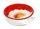 CUISINIER ELEGANCE Küchenwaage rot | Digital, hohe Präzision mit einer Messgenauigkeit von 1g