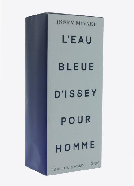 ISSEY MIYAKE LEau Bleue dIssey | 75ml Eau de Toilette von ISSEY MIYAKE für wagemutige Männer