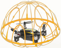 RayLine® RC Quadrocopter X3A gelb | Agile, kompakte...