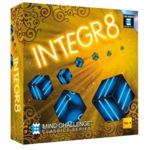 Piatnik Dr. Wood INTEGR8 Vol. 8 | Mind Challenge Rätsel & Geschicklichkeitsspiel