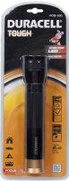 DURACELL® Tough LED Taschenlampe | Profi-Taschenlampe aus robustem Aluminiumkorpus | 20,8cm