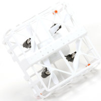RayLine® RC Quadrocopter Funtom 2B | Ferngesteuerte Drohne, Schutzkäfig | 2.4 GHz |  Flips & Rolls