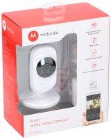 Motorola WLAN IP Überwachungskamera | Übertragung auf Smartphone, Tablet, Laptop, Desktop-Computer