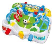Clementoni Baby-Tischfußballspiel | 2-in-1...