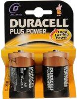 DURACELL® Batterien R20 D, 2er-Pack | Doppelpack...
