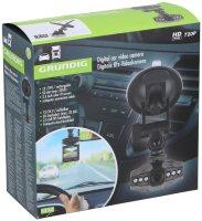 GRUNDIG Dashcam HD ready 720p | Wiederaufladbar | 2,5-Zoll-TFT-Farbdisplay | SD-Karten-Slot
