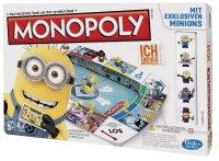 MONOPOLY - mit exklusiven Minions | Spieleklassiker als...