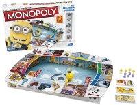 MONOPOLY - mit exklusiven Minions | Spieleklassiker als ICH EINFACH UNVERBESSERLICH 2 - Edition