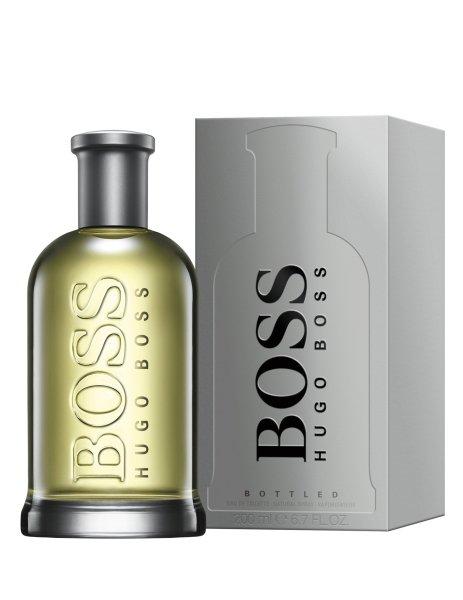 HUGO BOSS Bottled EdT for Men | 200ml Eau de Toilette für Männer, die Erfolg neu definieren