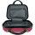 CODE|ONE® Trolley + Beautycase | Glänzend, 3-fach Zahlenschloss, Hartschale Raspberry Pink