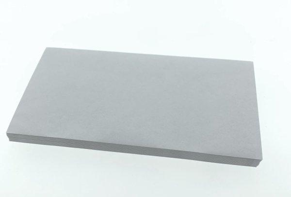 letterei.de Briefhülle DIN C6/5 80g/m² | 1.000 Kuverts ohne Fenster, Nassklebung, maschinengeeignet 1000 Stück
