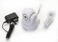 GRUNDIG IP-Kamera HD WiFi P&P | Schwenk- und neigbar...