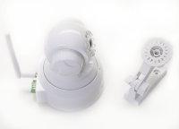 GRUNDIG IP-Kamera HD WiFi P&P | Schwenk- und neigbar | Nachtsichtfunktion | Bewegungserkennung