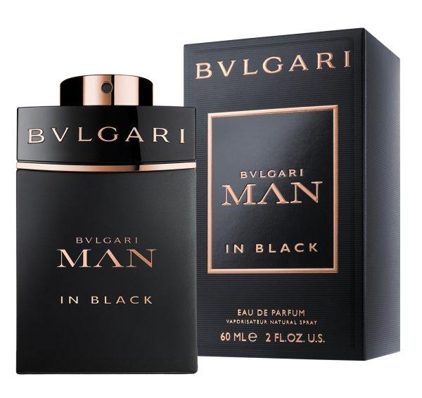BVLGARI Man In Black Eau de Parfum | 60ml im Designer-Flakon - Der maskuline, wilde Duft Afrikas