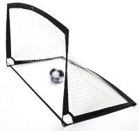 XQ MAX® Mobiles Fußballtor 200cm | Nur 1kg...