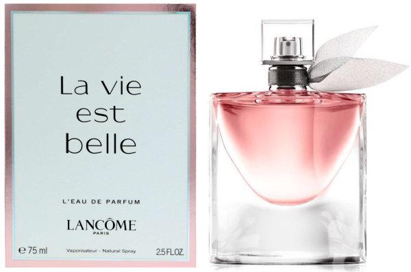 LANCÔME La Vie Est Belle Parfum | 75ml Eau de Parfum pour femme im verzaubernden Flakon