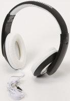 GRUNDIG Kopfhörer Silver Edition | Gepolsterte Kopfhörermuschel für perfekte Ergonomie